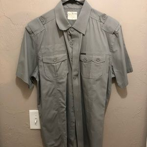 Marc Ecko Button Down Shirt